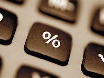 как рассчитать проценты годовых по задолженности