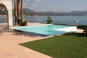 Piscine Semi Enterrée Coque : quels sont les avantages d une piscine semi enterr e ~ Melissatoandfro.com Idées de Décoration