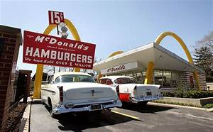 A Quick Tour of the First McDonald's