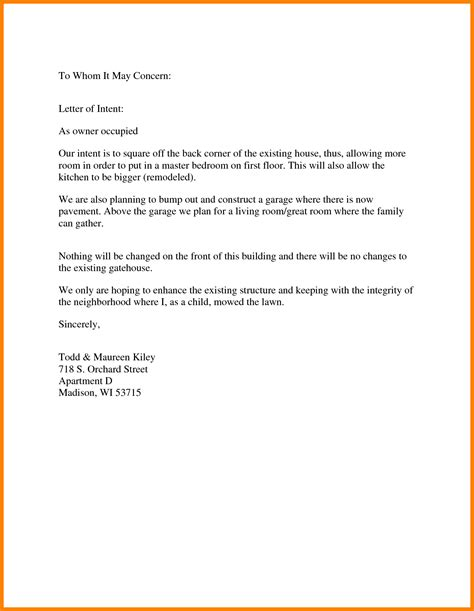 business letter format proper business letter format to whom it may concern 9453