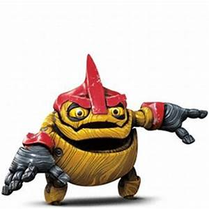 Riot Shield Shredder - Skylanders Character List