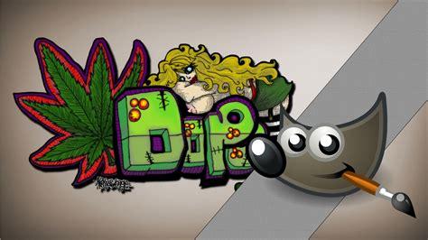 Graffiti The Jak : Jak Zrobić Graffiti? Gimp Poradnik
