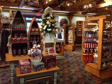 Disney Vacation Club Gift Shop Tour