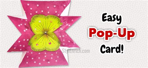 Card Making Ideas  How To Make Amazing Popup Greeting Card