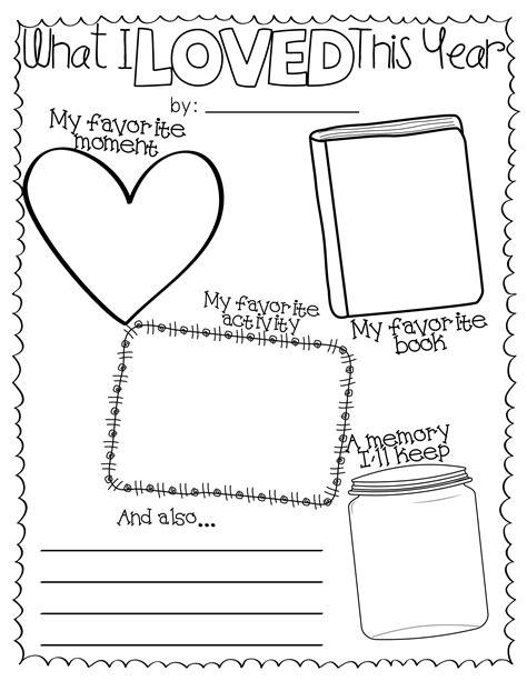 end of year worksheets for 3rd grade worksheet exle