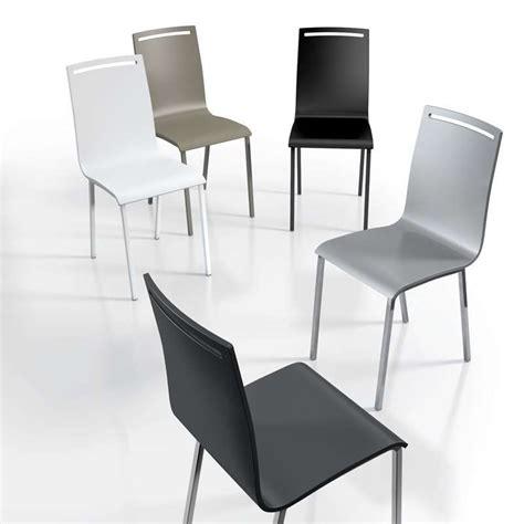 le bois de la chaise chaise moderne en métal et bois nera 4 pieds tables