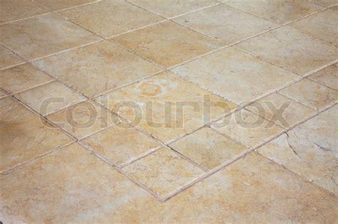 large tiles on the floor stock photo colourbox