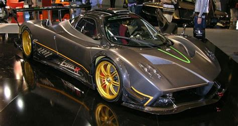 Complete List Of All Pagani Models