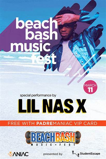 Lil Nas Break Spring Padre Island South
