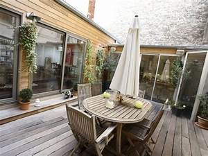 Aménagement Terrasse Appartement : au coeur de l 39 appartement une terrasse ~ Melissatoandfro.com Idées de Décoration