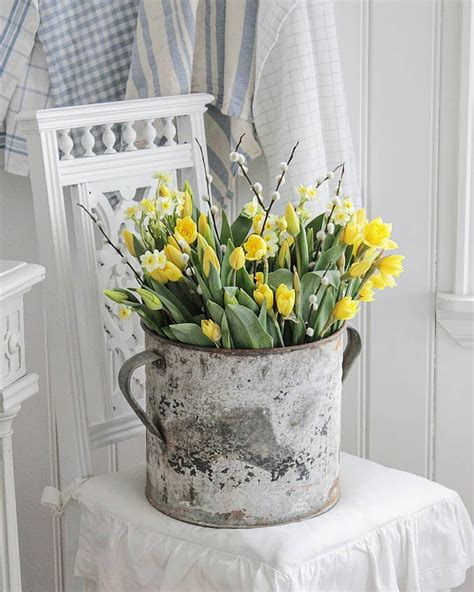 fruehling ostern diy dekoration spring easter decor