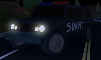 swat van roblox jailbreak wiki fandom powered  wikia
