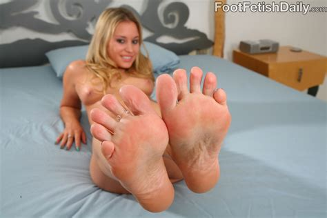 Foot Job Gallery Naked Photo