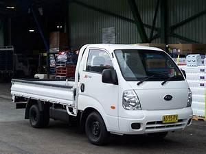 Kia K Series  Light Trucks    Commercial Vehicles Technical