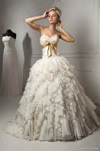 couture wedding dress capelli couture 2013 wedding dresses wedding inspirasi