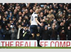 Tottenham 40 West Brom Harry Kane leads the way with