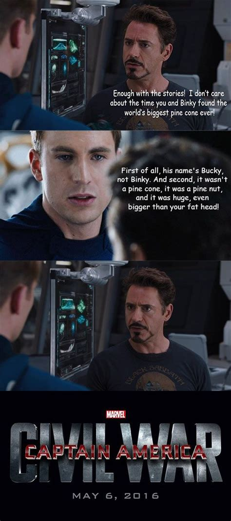 Captain America Meme - these captain america civil war memes explain why tony and steve are really fighting hero