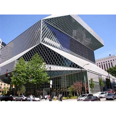 The world's most famous libraries