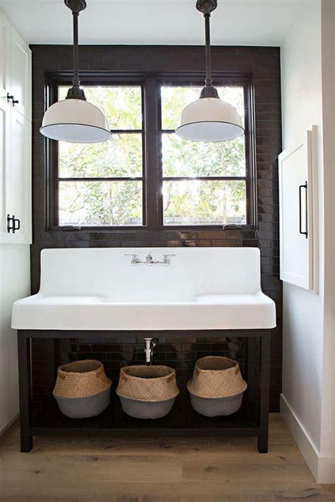 modern farmhouse bathroom ideas  pinterest