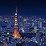Wallpaper Tokyo Tower, Cityscape, Night, Japan, 4K, World, #15854 | Wallpaper for iPhone, Android, Mobile and Desktop