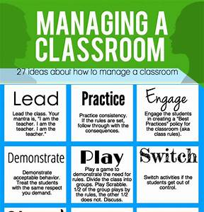 Classroom Management Infographic Archives - e-Learning