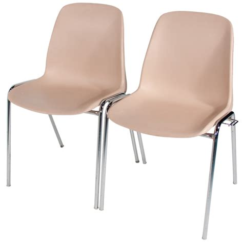 location chaises chaise coque beige mobilier location