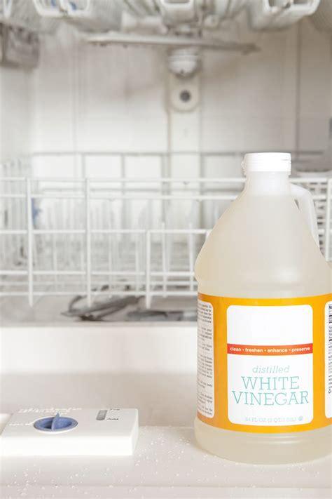 adding vinegar to wash how to add vinegar to a dishwasher hunker