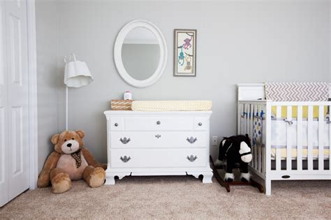 Our Baby Boy Nursery Tour!  Brownie Bites Blog