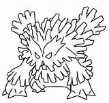 Mega Pokemon Coloring Coloriage Garchomp Ex Template Base sketch template