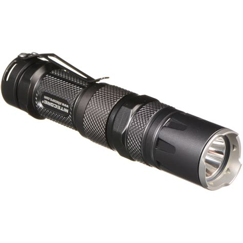 color led flashlight nitecore srt3 defender multi color led flashlight srt3gy b h