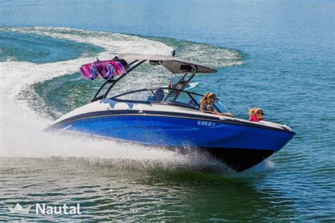 Yamaha Boats In Maine by Motorboat Rent Yamaha Ar210 In Camden Maine Nautal