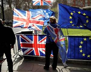 The Latest: UK's May has 'personal regret' over Brexit ...