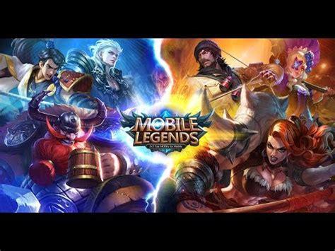 Mobile Legends Bang Bang! 5v5 Moba! Youtube