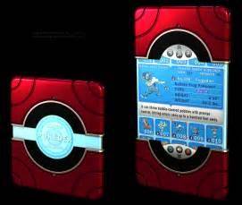 Kalos Pokedex 3D Pokemon X Y 6th Generation