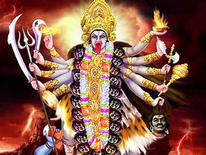 Navratri Wishes Durga Maa Vaishno Devi Images Wallpapers ...
