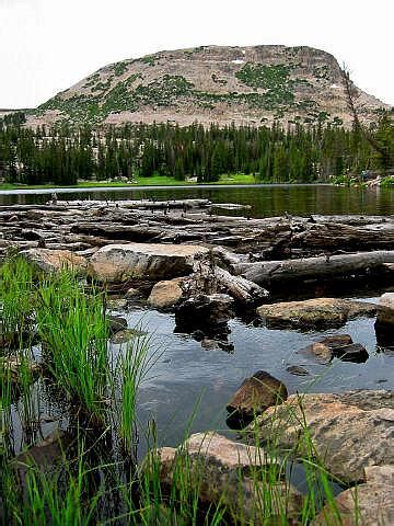 Scow Lake Uintas by Uintas The Best Hikes For
