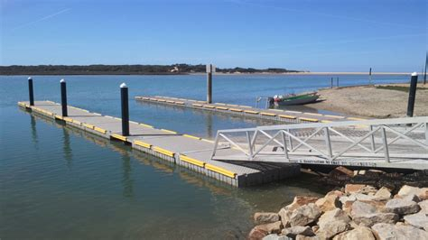 Boat Landing Design by Boat R Upgrade At Lake Tyers