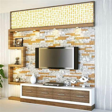 tv unit image  vadivel tv room design wall tv unit