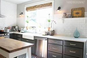 10 Reasons I Removed My Upper Kitchen Cabinets - The
