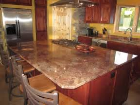 kitchen backsplash cherry cabinets paramount granite add some warmthto your kitchen