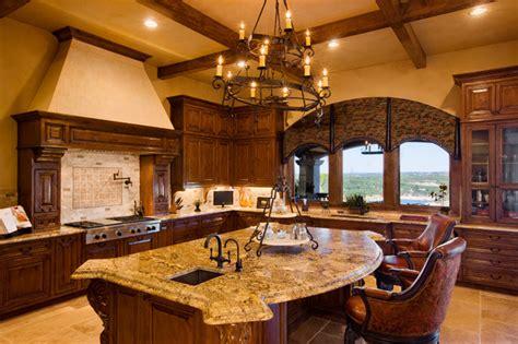Great Kitchens  Mediterranean  Kitchen  Austin By
