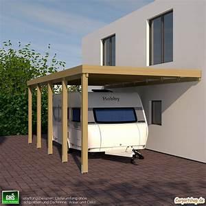 Carport 8m Breit : caravan anbau carport grundkonstruktion 4x8 typ 280 ~ Kayakingforconservation.com Haus und Dekorationen