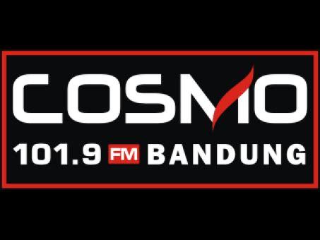 radio cosmo fm  bandung