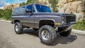 1982 Chevy K5 Blazer