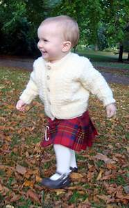 Girl's Casual Kilt by Scotweb