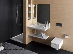 Salle De Bain Sans Fenetre : couleur petite salle de bain sans fenetre luxe quelle ~ Melissatoandfro.com Idées de Décoration