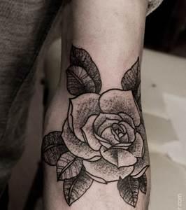 Rose En Tatouage : tatouage tous les motifs roses pour un tattoo ~ Farleysfitness.com Idées de Décoration