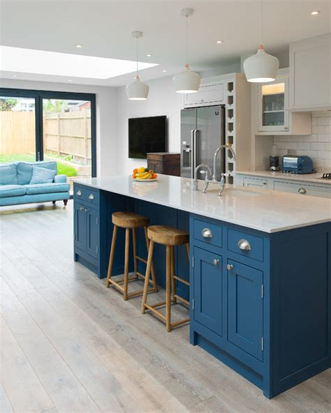 oak kitchen cabinets for wimbledon transitional kitchen by 7128
