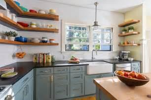 open kitchen shelves decorating ideas reclaimed open shelving farmhouse kitchen