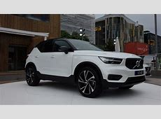 Volvo XC40 from $59,990